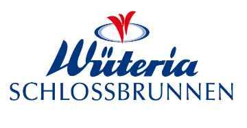 Wüteria Mineralwasser Schlossquelle Logo