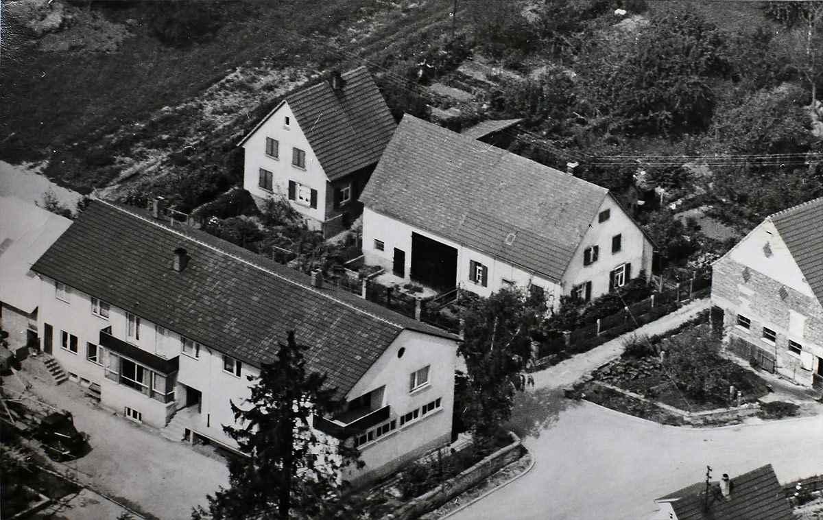 Wüteria Mineralwasser Gebäude